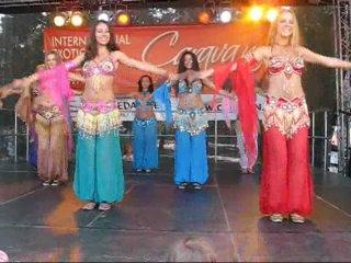 Teona Kituashvili Vostocnij tanec 2010