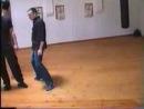Томми Каррутерс демонстрирует Джит Кун До Брюса Ли