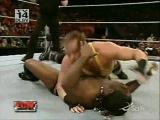 Drowning Pool feat. Rob Zombie - The Man Without Fear (WWE Wrestling Rock Clip 2007).wmv