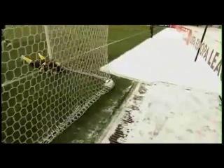 Рубин - Твенте. Гол (0:1) Люк де Йонг
