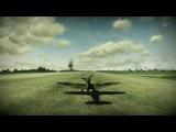 Крылатые хищники - посадка и взлет в режиме