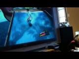 Собака играет в Tony Hawk 4=)))))