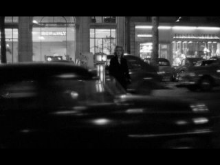 Жанна Моро в фильме Луи Маля «Лифт на эшафот» (1958). Музыка: Майлз Дэвис