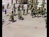 Драка в армии Дагестанцы против урусов