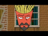 [adult swim] Aqua Teen Hunger Force Colon Movie Film For Theaters  ATHF - Фильм (2x2, HQ)