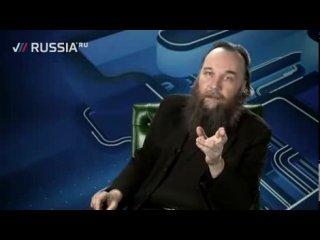 А.Дугин о блогах, блогерах, мудведеве и его блоге