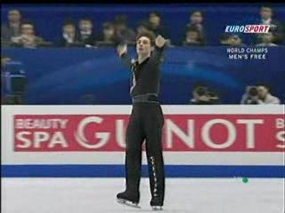 Бриан Жубер Чемпионат мира 2007
