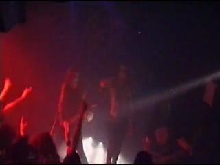 Tsjuder - Born for Burning (Bathory cover) feat Vrangsinn LIVE