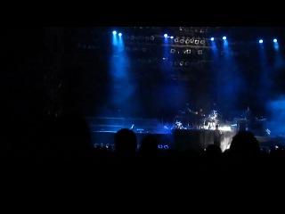 Rammstein - Прерванная песня Waidmanns Heil (27.11.2010 - Live Buenos Aires, Argentina)