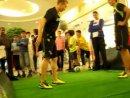 Презентация новых бутс Adidas.Adizero F50