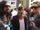 MTV News - 30 Seconds To Mars about Hurricane video
