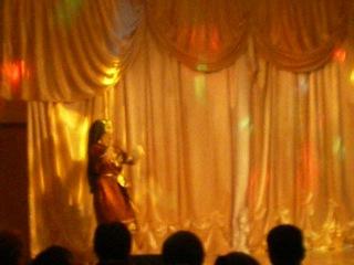 Даргинский танец.