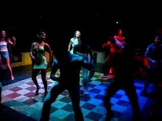Дискотека доминиканы местные танцы