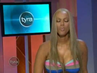 Tyra Banks - Kiss my FAT ass!!