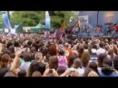 Demi Lovato Camp Rock 2 Cast (It's On LIVE Good Morning America)