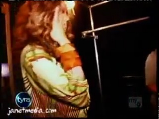 Janet Jackson on the Tyra Show in Vegas- Part 2