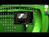 монохромный экран 6х3 пиксела в The powder toy