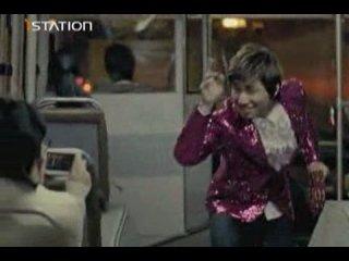 Корейская реклама с участием группы Big Bang