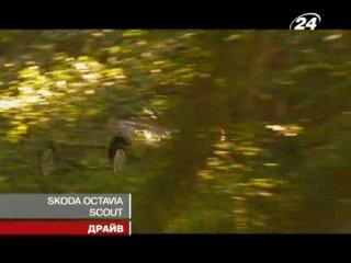 Skoda Octavia Scout - авто на всі випадки життя (www.24tv.com.ua)