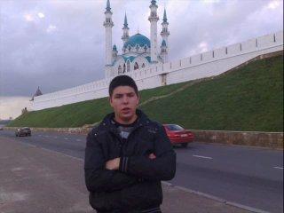 на память...Евгений Жиганов и Руслан Юмаев(07.08.10)