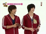 Kyuhyun, Yesung, Seungho Embarrassing Dance @ Variety World (Super Junior &amp MBLAQ)