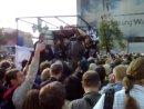 Барто , левацкая песня на митинге 22.08.2010