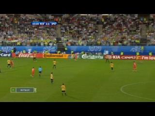 Евро 2008 1/2 Полу-Финал / Россия - Испания / НТВ+ [2008 г., Футбол, SATRip] (полный матч)