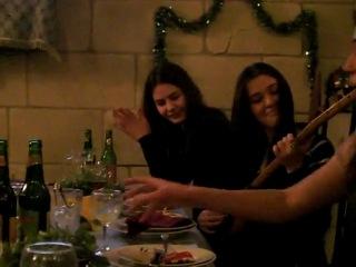 ингушки тусуются в ресторанах