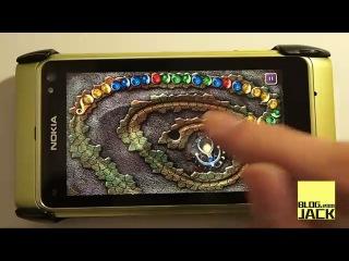 Nokia C6-01 | 3D Games