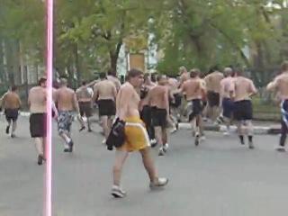 фролово 2000 года драка толпа с общаг против грачей