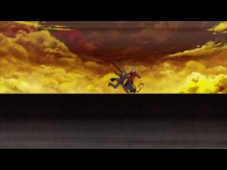 BlazBlue cutscene: Ragna versus Terumi