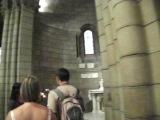 Кафедральный Собор Княжества Монако. Здесь погребена Грейс Келли. На ее могиле Ренье Гримальди установил знаменитую розу Картье