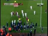 sergio ramos red card barcelona vs real madrid 5-0 29-11-10 El Clasico