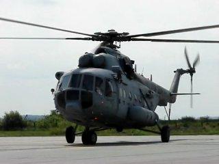 Ми-171 руление
