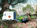 Крот 63 серия (крот и лягушка)