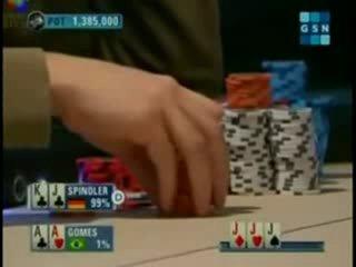 реально жесткий покер (игра на 15 миллионов $)