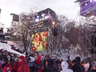 RedBull Crashed Ice Moscow World Championship 2011