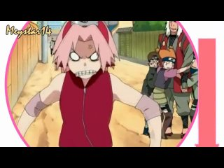 Naruto / Sakura - Is a Funny L0VE