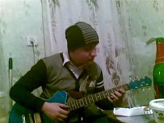 Старославянская альтернативная музыка.