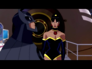 Фильм Лига Справедливости: Кризис двух миров (2010)  / Justice League: Crisis on Two Earth