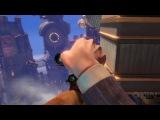 BioShock Infinite Gameplay (Официальный трейлер к игре Bioshok 3)