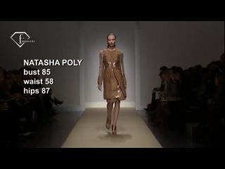 Fashion TV NATASHA POLY MODELS WOMAN FALL 2010-11