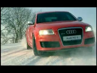 ۩ реклама AUDI RS6 (4F,C6) ۩