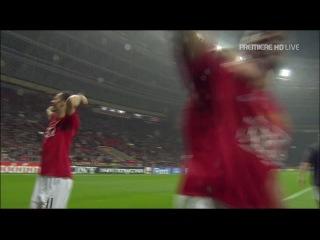 2007\08 UEFA Champions League Final : Манчестер Юнайтед - Челси (Послематчевые пенальти и награждение)