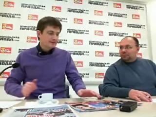 Игорь Кондратюк о продюсировании Марии Стасюк.