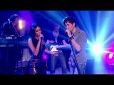 Enrique Iglesias feat. Nicole Scherzinger - Heartbeat Live Paul O Grady (HD)
