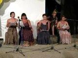 Барзовка-2010. Танец с саблями сидя.