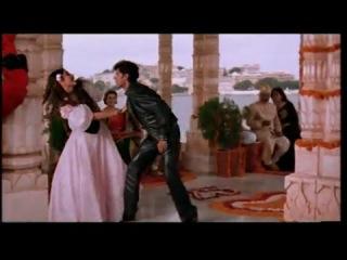 песня Cham Cham Chamakti Shaam Hai из фильма Воспоминания / Yaadein (2001)