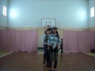 танец Ковбойский в Габдюково=)