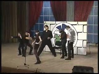 V Кубок ВУЗов-2010. сборная БГУ (Уфа)